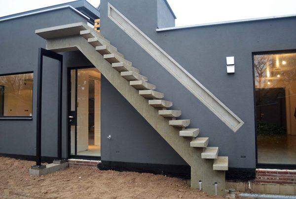 Betonnen trappen - Concreet Beton