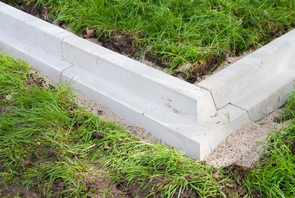 Prefab Strokenfundering - Concreet Beton